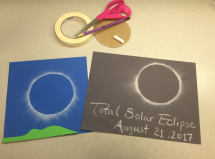 Eclipse art.
