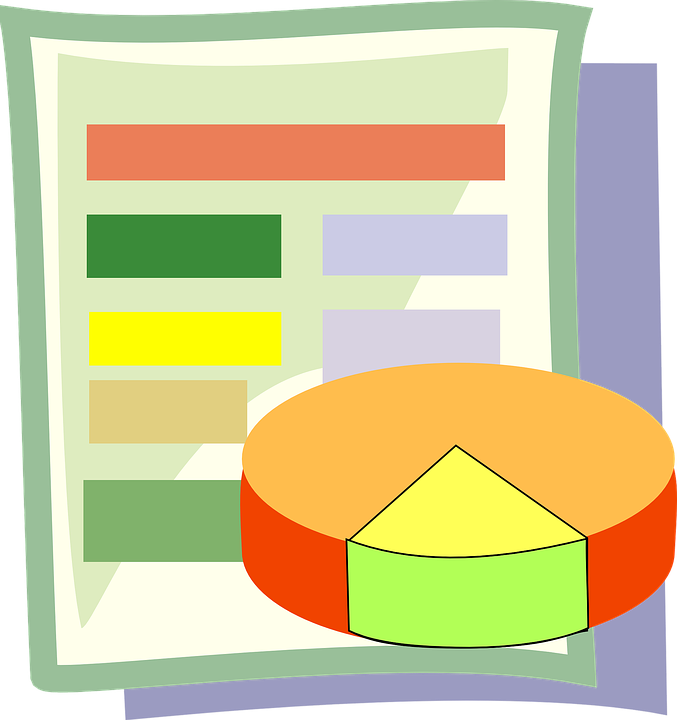 Icon of charts