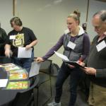 Teachers engage in activities