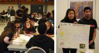 High school students make presentation at SMILE Challenge on bioenergy