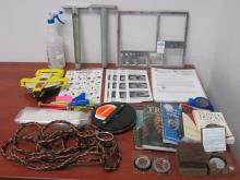 Contents of Riparian kit